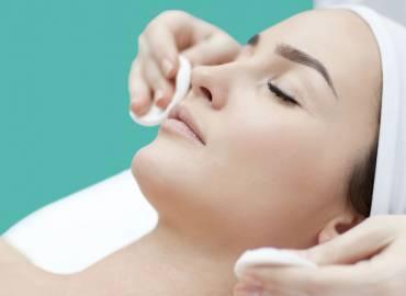 Limpieza e hidratación facial