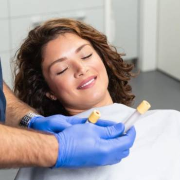 Facial Vampiro Rejuvenecimiento Facial Con Plasma